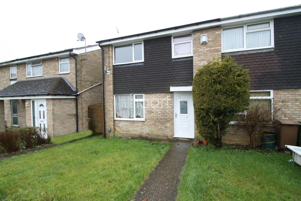 3 Bedrooms End Of Terrace House for sale in Three bed in Bramingham