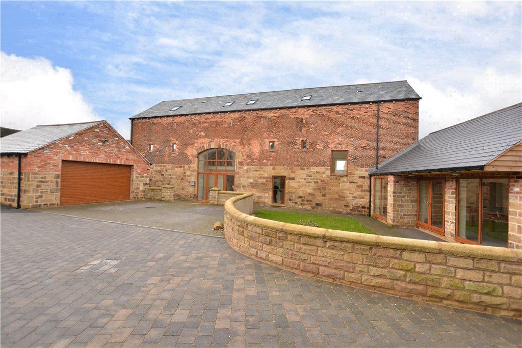6 Bedrooms Detached House for sale in Went Farm Barn, Warmfield Lane, Warmfield, Wakefield, West Yorkshire
