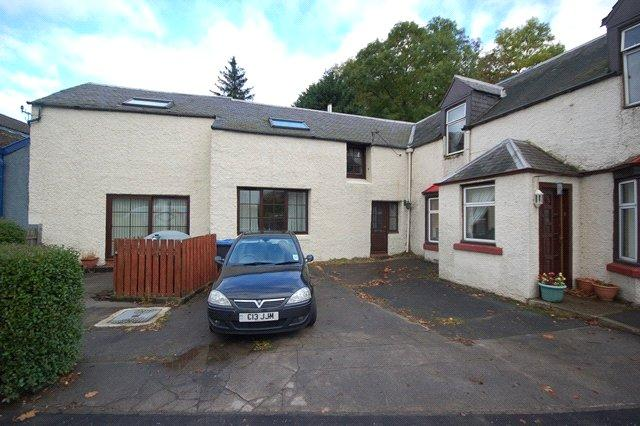4 Bedrooms Terraced House for sale in The Auld Mill, 169 Galashiels Road, Stow, Galashiels, Scottish Borders, TD1