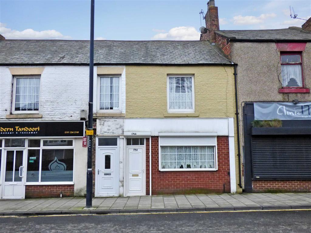 2 Bedrooms Terraced House for sale in High Street West, Wallsend
