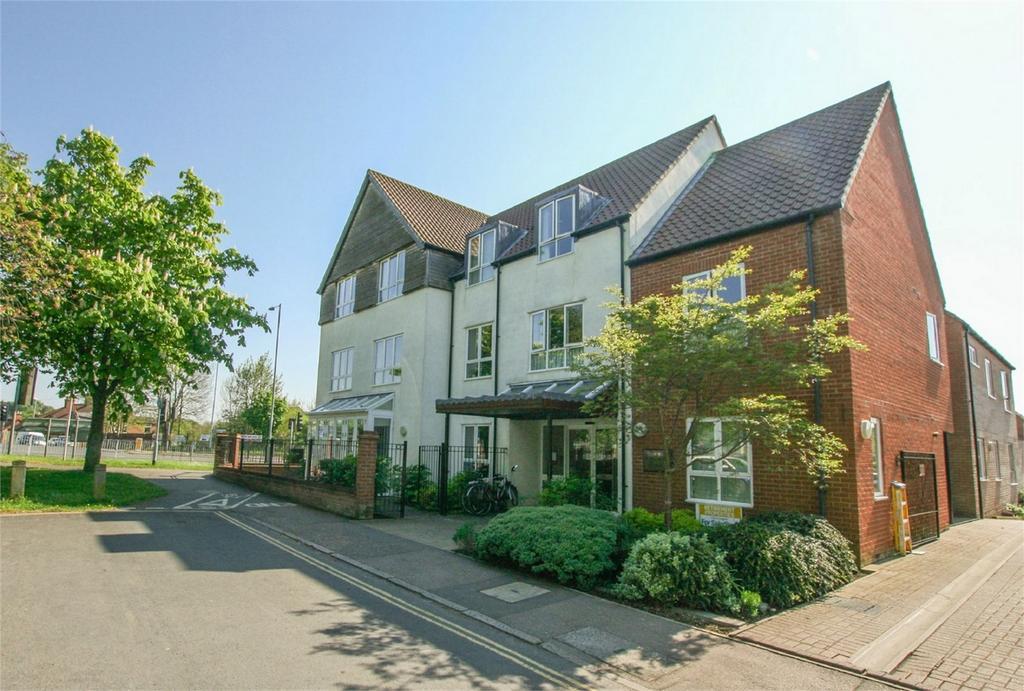 1 Bedroom Flat for sale in Fairland Court, Fairland Street, Wymondham, Norfolk