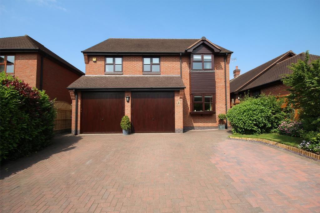 5 Bedrooms Detached House for sale in Narrow Lane, Denstone, Staffordshire