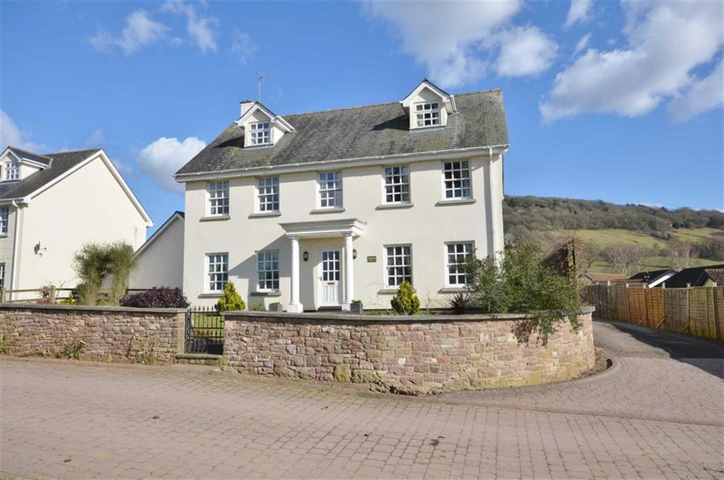 6 Bedrooms Detached House for sale in Hill Farm Close, Monmouth, Monmouthshire