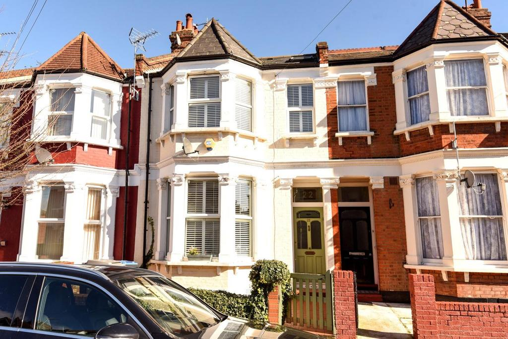 4 Bedrooms Terraced House for sale in Larch Road, Willesden Green, NW2