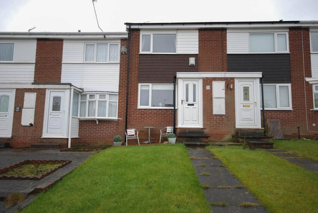 2 Bedrooms Terraced House for sale in Withernsea Grove, Ryhope