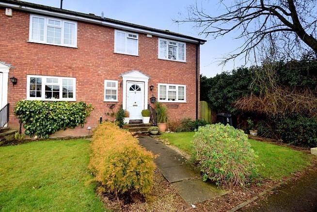 3 Bedrooms End Of Terrace House for sale in Penn Road, Datchet, SL3