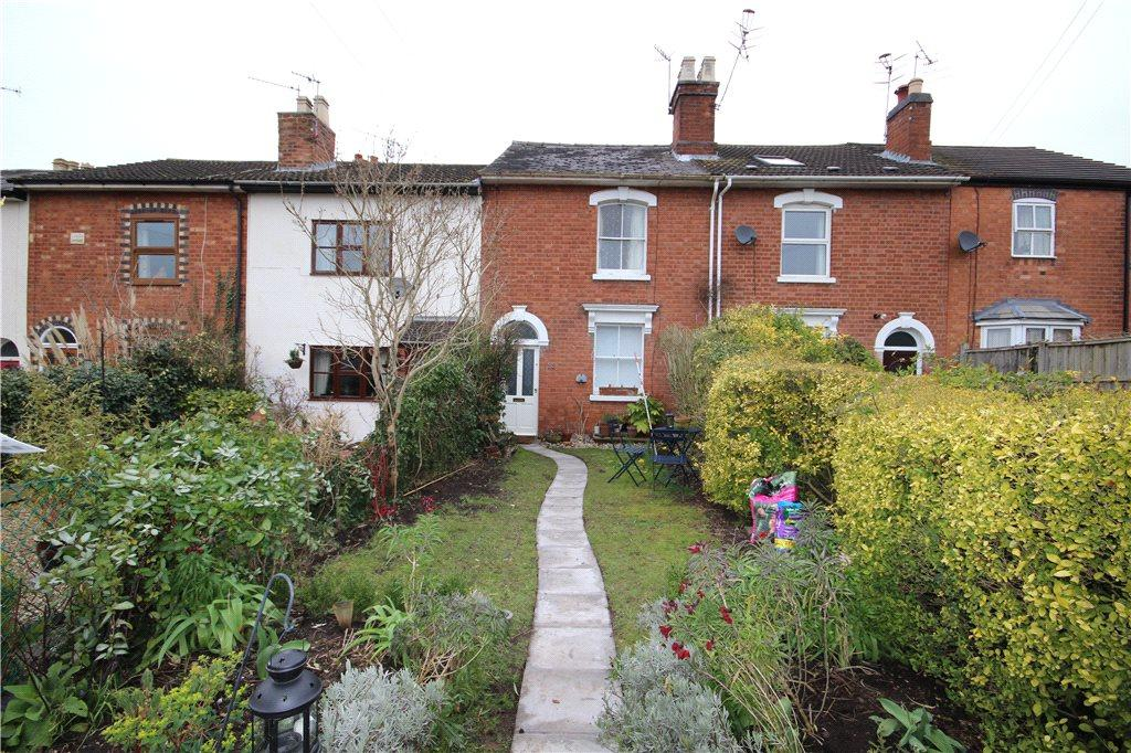 2 Bedrooms Terraced House for rent in Sandys Road, Worcester, Worcestershire, WR1