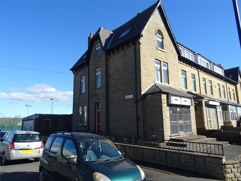 4 Bedrooms End Of Terrace House for sale in Whetley Hill, Bradford, West Yorkshire, BD8