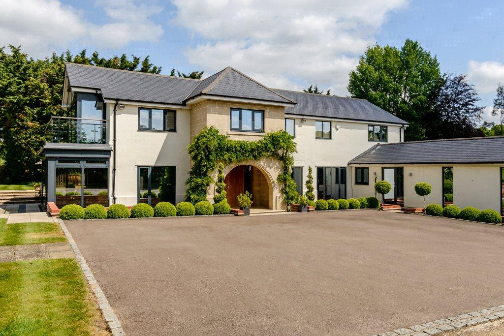 5 Bedrooms Detached House for sale in Much Hadham, Hertfordshire, SG10