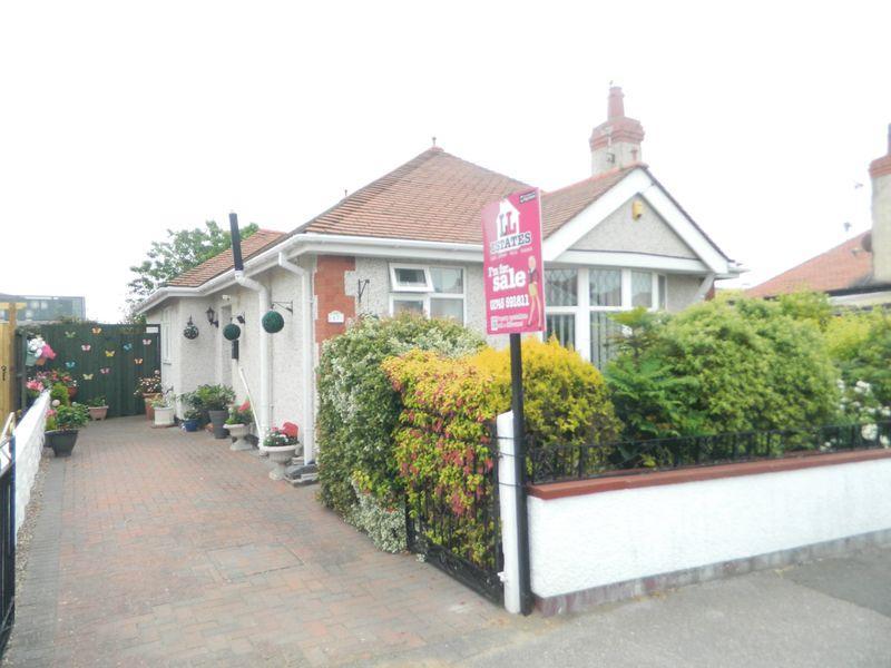 2 Bedrooms Bungalow for sale in Bridgegate Road, Rhyl