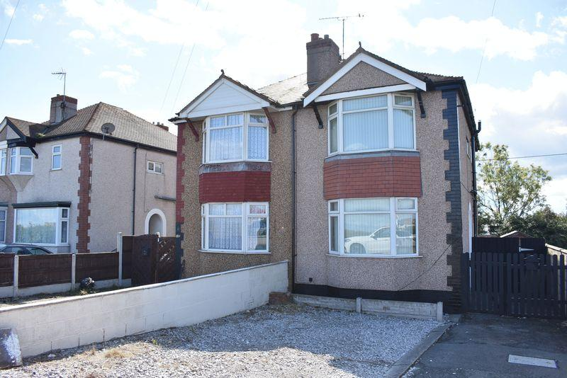 3 Bedrooms Semi Detached House for sale in Rhyl Coast Road, RHYL