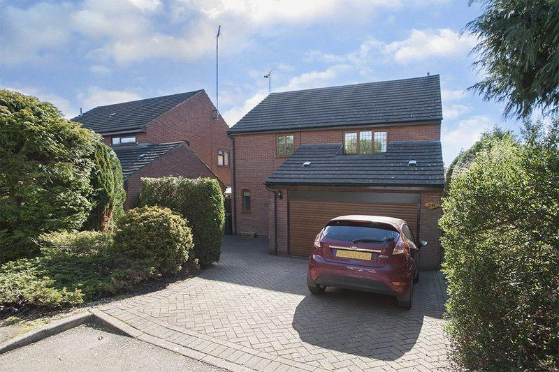 4 Bedrooms Detached House for sale in Rex Close, Tile Hill Village, Coventry