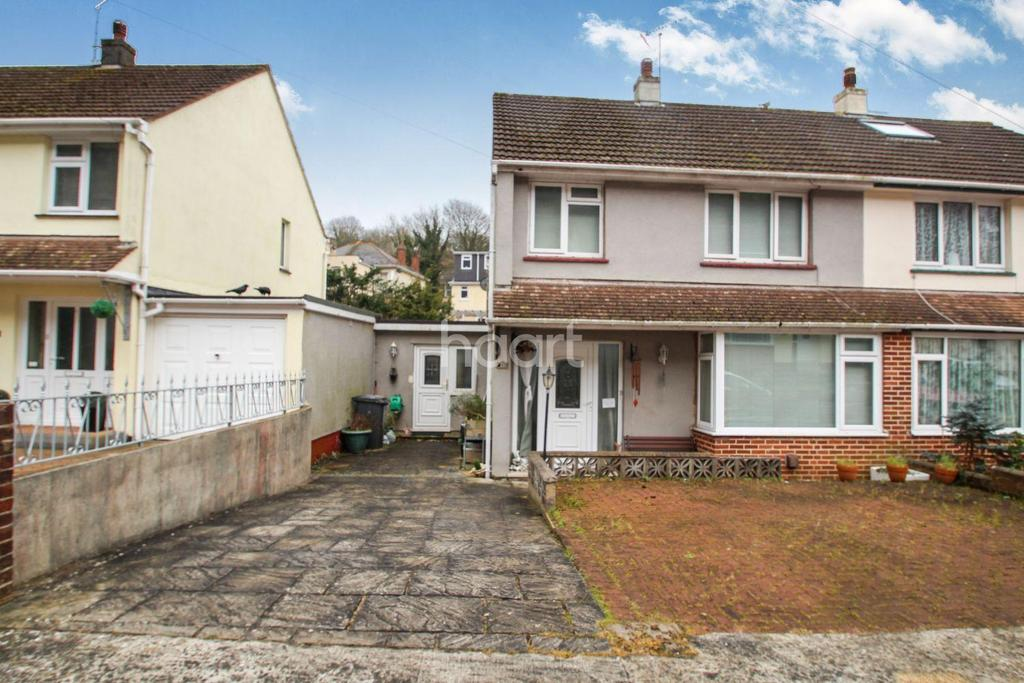 3 Bedrooms Semi Detached House for sale in Winstone Avenue, Torquay