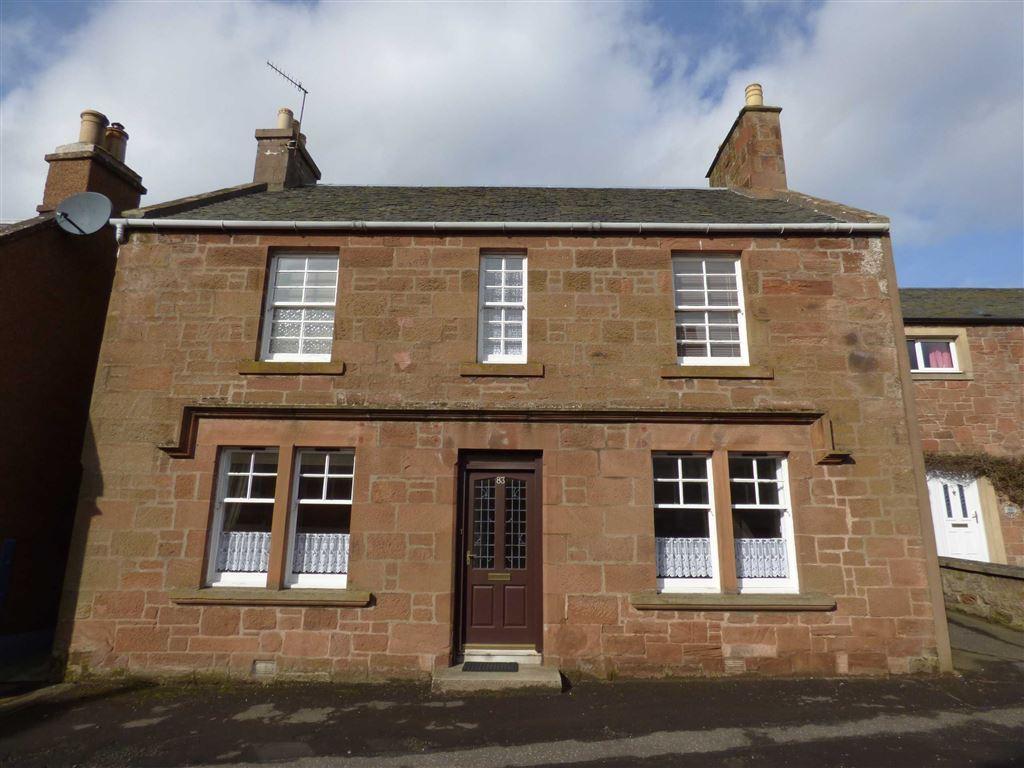 1 Bedroom Flat for sale in High Street, Strathmiglo, Fife