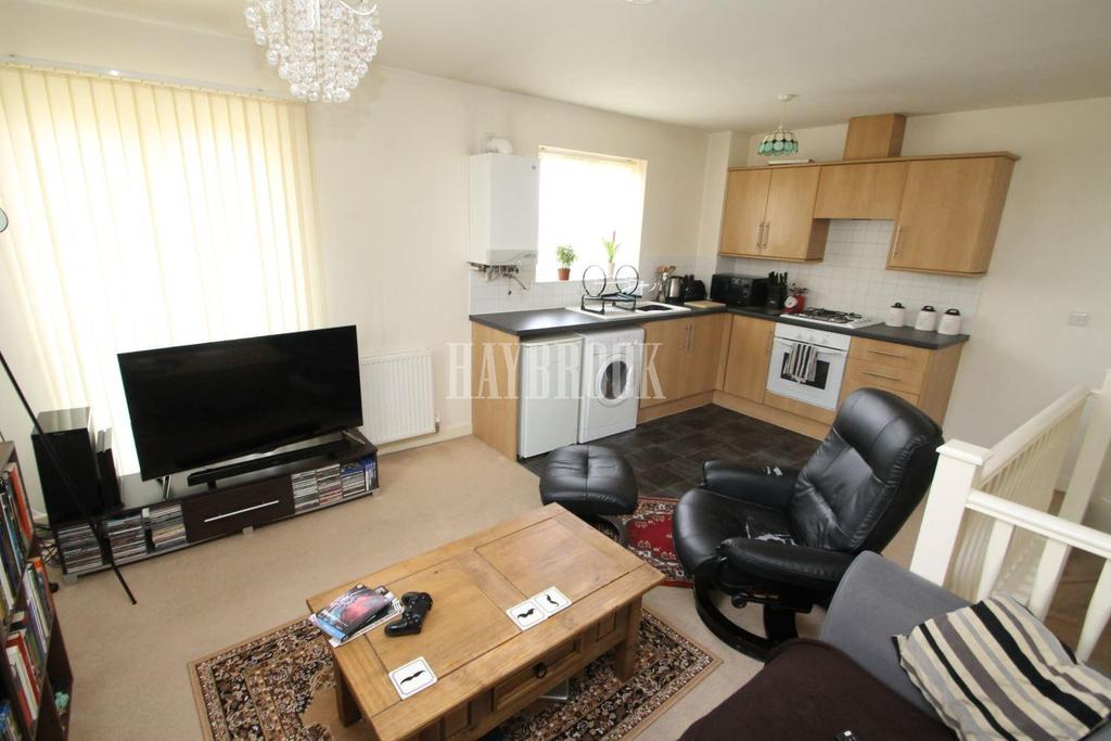 1 Bedroom Maisonette Flat for sale in Lady Oak Way, Dalton