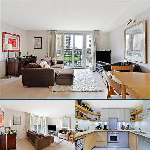 1 bedroom flat to rent - Jefferson Building, Westferry Road, Nr Canary Wharf, London, E14