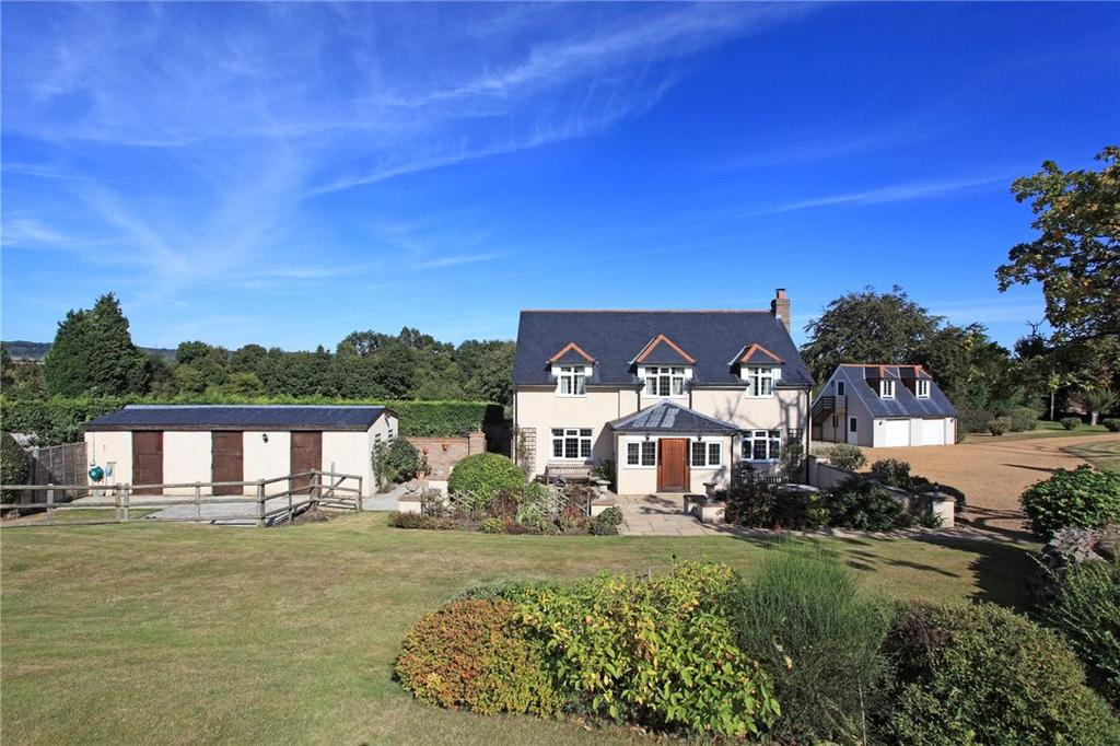 4 Bedrooms Detached House for sale in Aldon Lane, Offham, West Malling, Kent, ME19