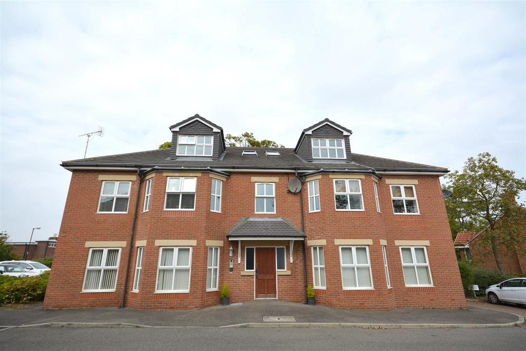 2 Bedrooms Apartment Flat for sale in Moorhill Court, Ashbrooke, Sunderland