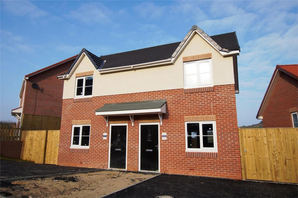 2 Bedrooms Semi Detached House for sale in Oliver's Heights, Blueberry Way, Scarborough