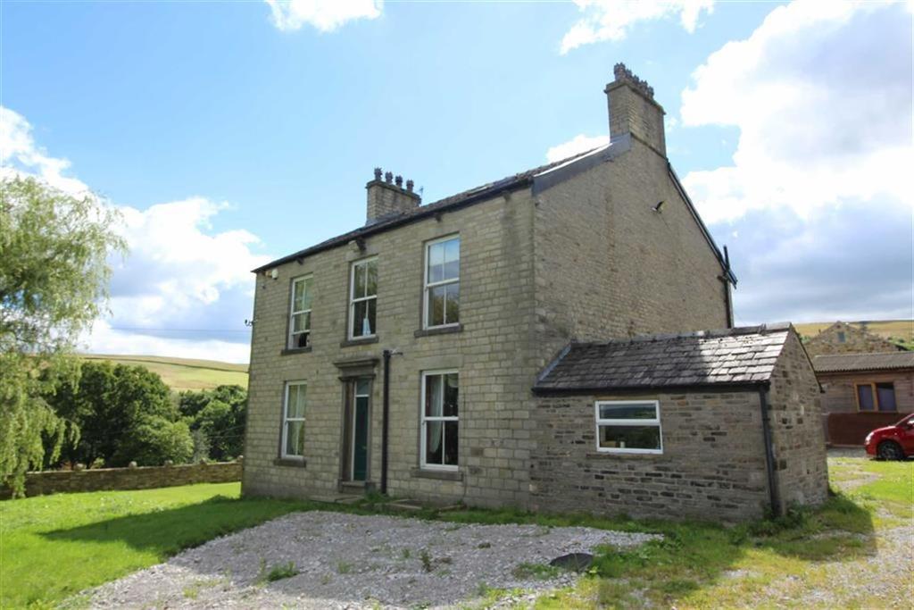5 Bedrooms Detached House for sale in Diglee Road, Furness Vale, High Peak, Derbyshire