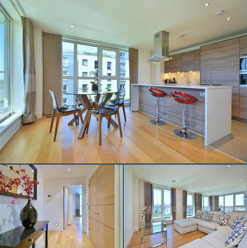 2 bedroom flat to rent - Box Tree House, Imperial Wharf, Lensbury Avenue, Fulham, London SW6
