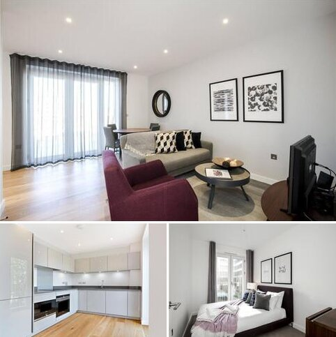 2 bedroom apartment to rent - Monarch Square, Clapham Junction, London, SW11