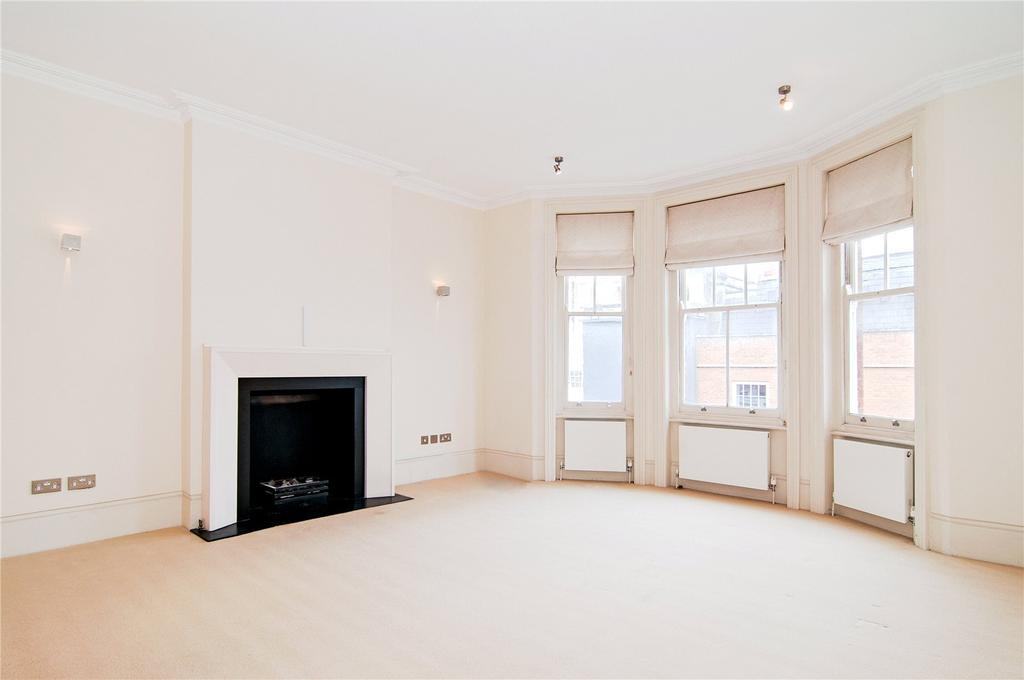 2 Bedrooms Flat for sale in Ilchester Mansions, Abingdon Road, Kensington, London, W8