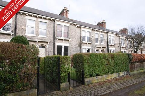 4 bedroom terraced house to rent - Roseworth Terrace, Gosforth