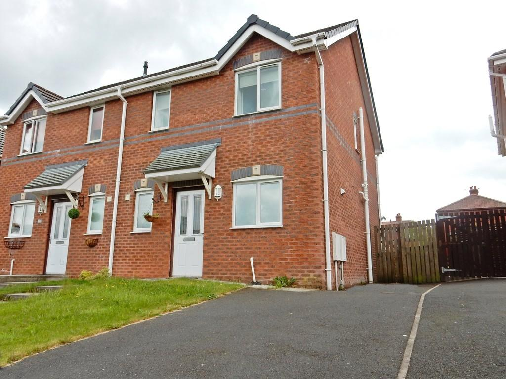 3 Bedrooms Semi Detached House for sale in Parham Grove, Carlisle