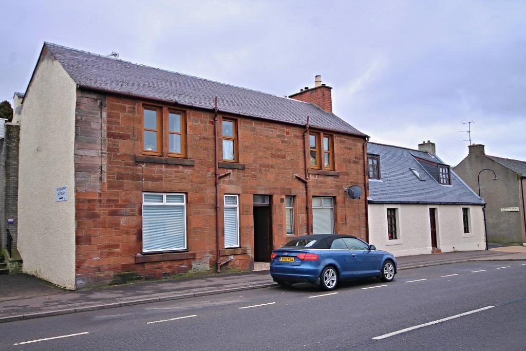 1 Bedroom Flat for sale in Kilmarnock Road, Mauchline, Ayrshire, KA5 5DE