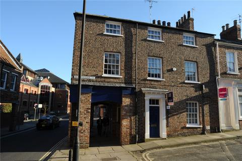 4 bedroom terraced house for sale - Buckingham Street, York, YO1