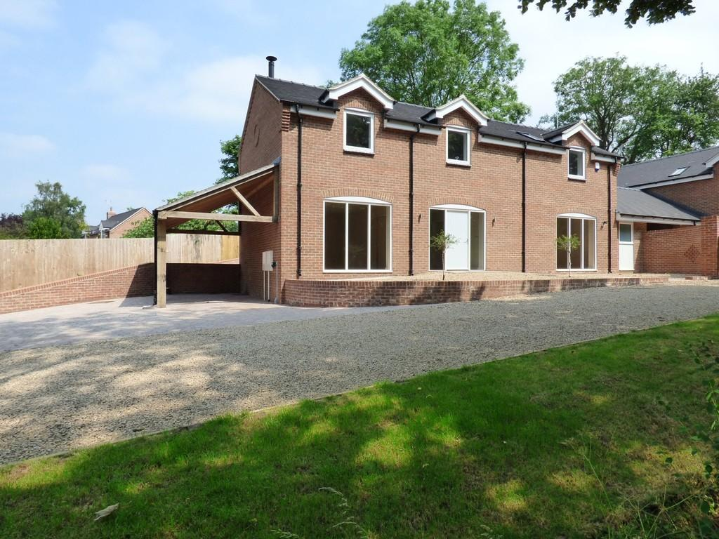 5 Bedrooms Detached House for sale in Colton, Staffordshire