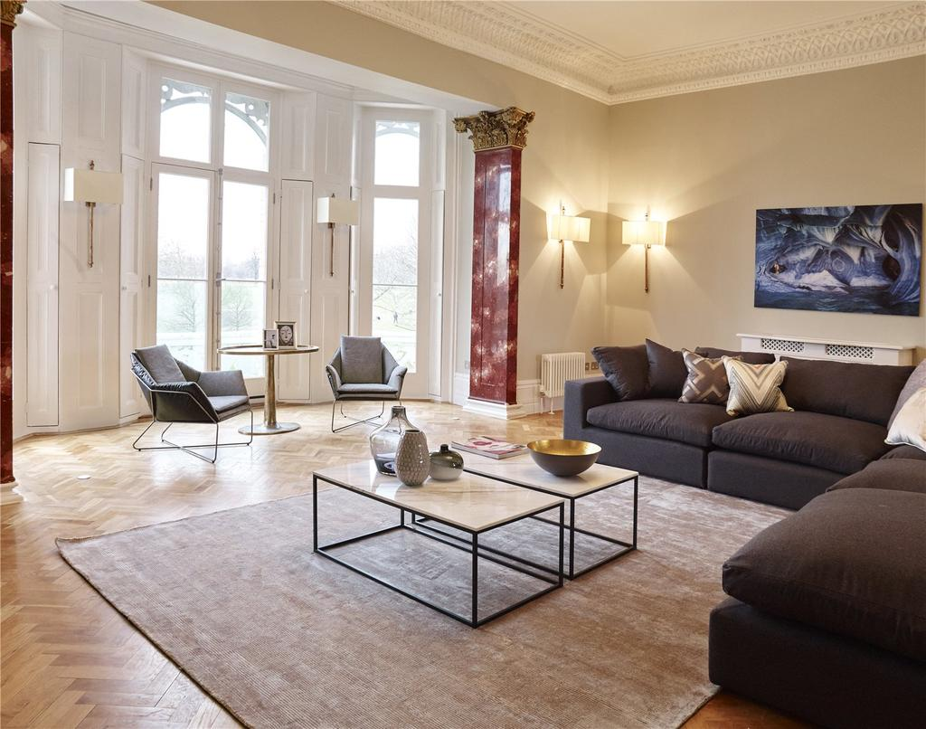 3 Bedrooms Flat for sale in Thornton Place, Clapham Common North Side, London, SW4