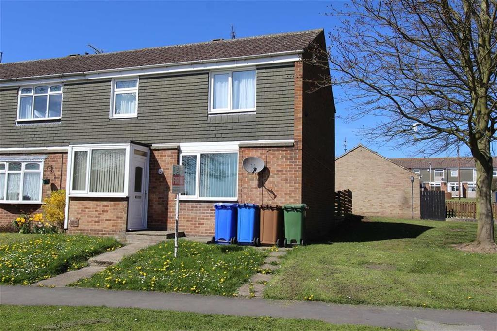 3 Bedrooms End Of Terrace House for sale in Easton Road, Bridlington, East Yorkshire, YO16