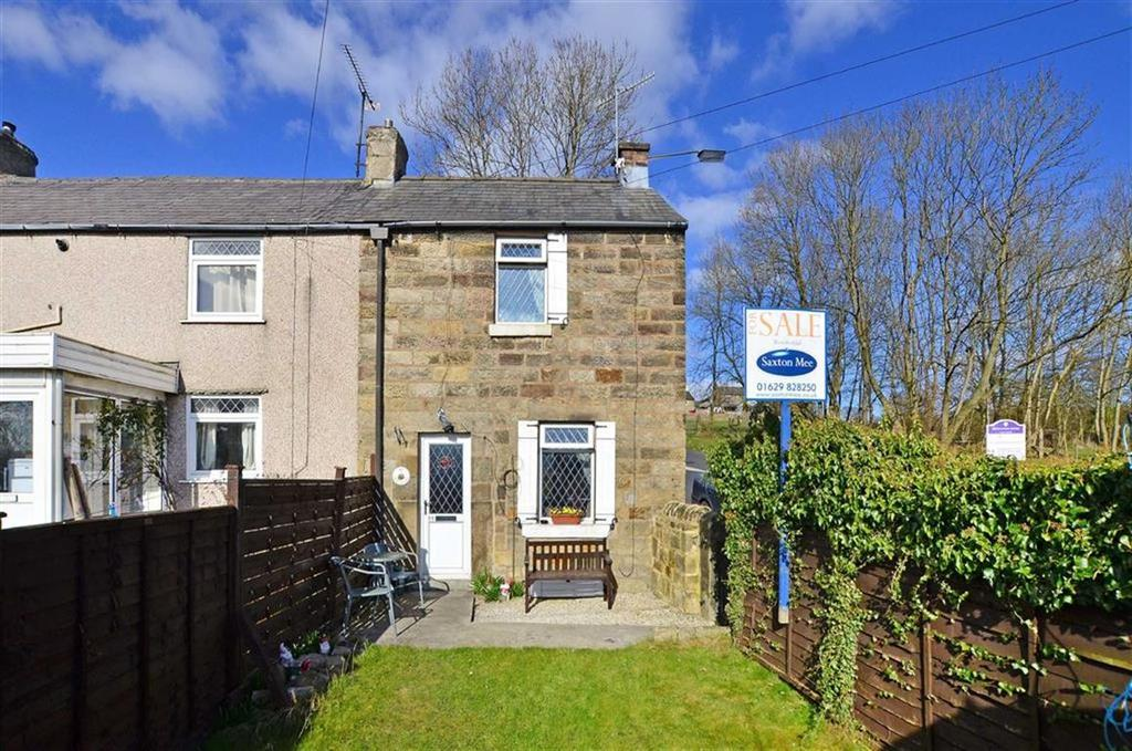 1 Bedroom End Of Terrace House for sale in Rose Cottage, 93, Chesterfield Road, Matlock, Derbyshire, DE4