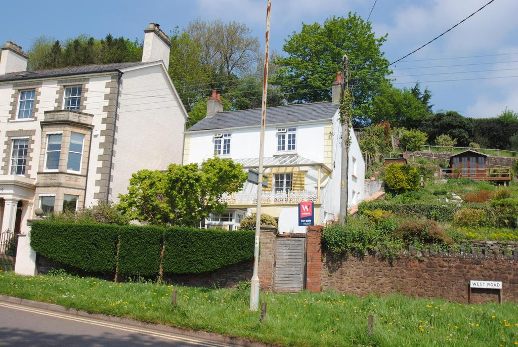 4 Bedrooms Detached House for sale in West Road, Wiveliscombe