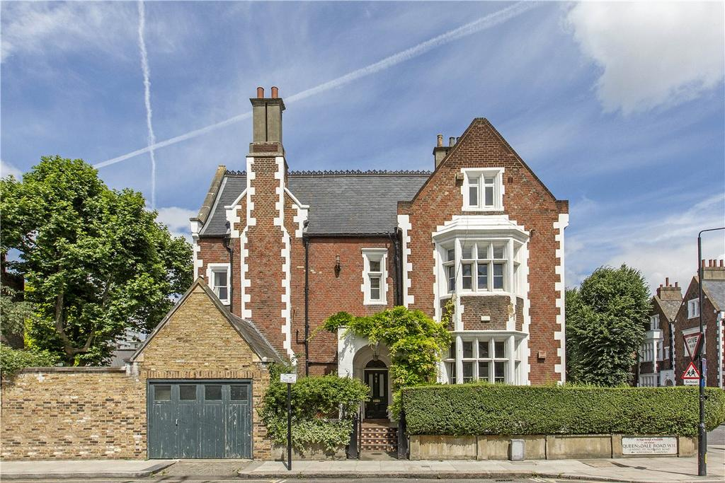 6 Bedrooms End Of Terrace House for sale in St. Anns Villas, Holland Park, London, W11