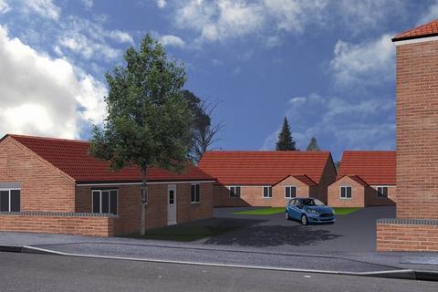 2 bedroom semi-detached bungalow for sale - Plot 4, Magistrates Court, Worksop
