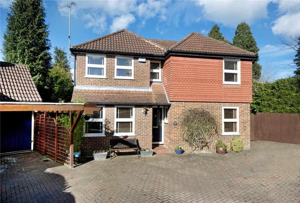 4 Bedrooms Detached House for sale in Birch Close, Sevenoaks, Kent, TN13