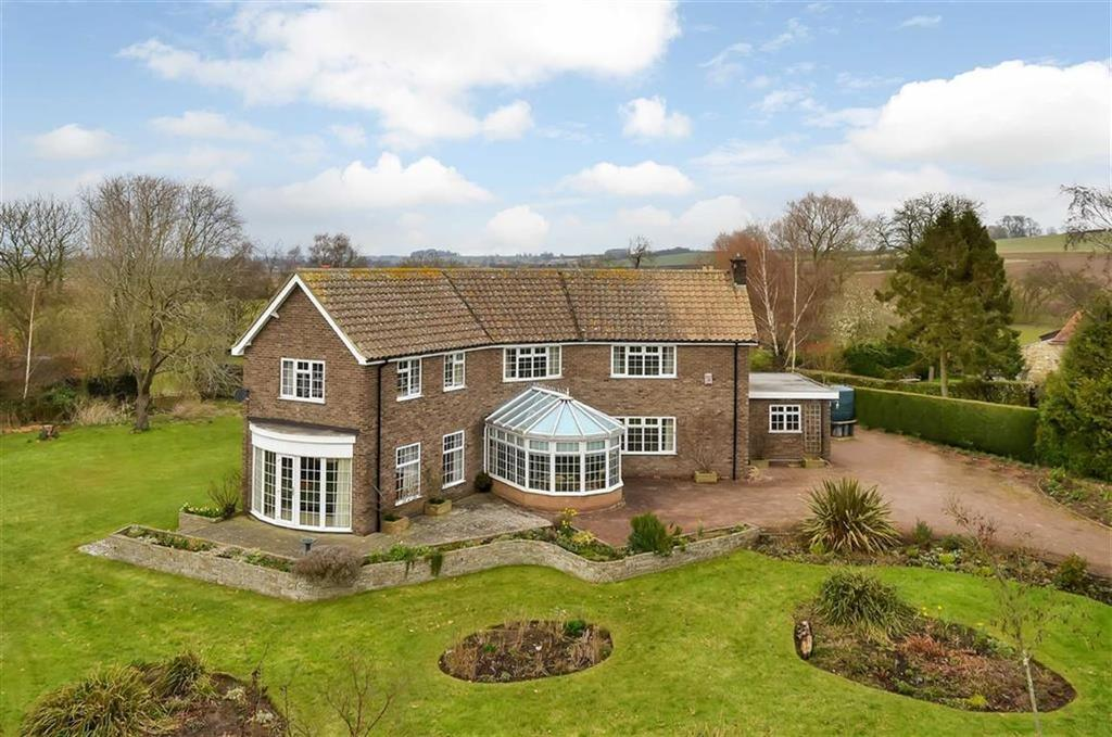 4 Bedrooms Detached House for sale in Main Street, North Carlton, Lincoln, Lincolnshire