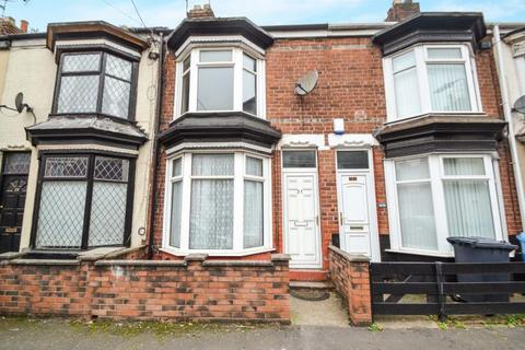 2 bedroom terraced house to rent - Montrose Street, Hull