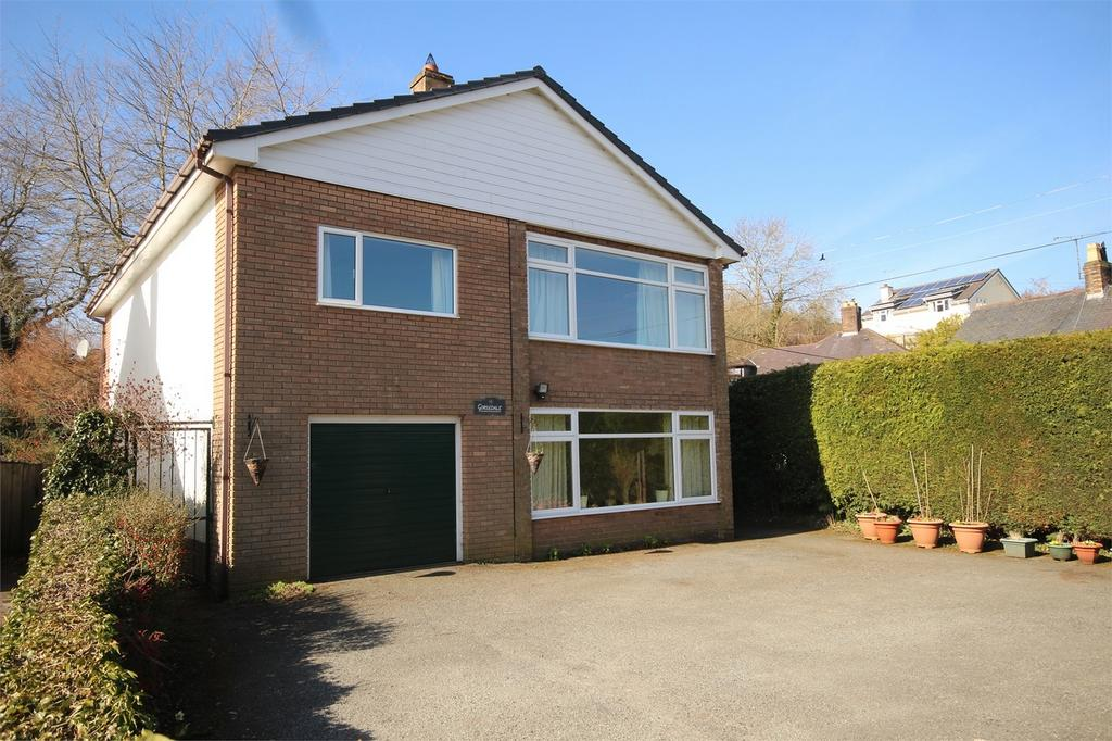 4 Bedrooms Detached House for sale in Pen Y Fron Road, Pantymwyn, Mold, Flintshire