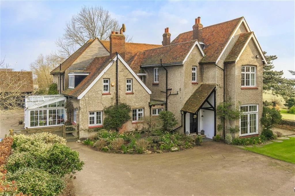 6 Bedrooms Detached House for sale in New Park Road, Newgate Street Village, Hertfordshire