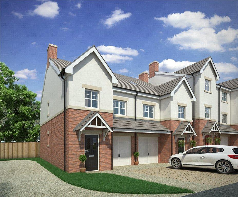 3 Bedrooms Semi Detached House for sale in Aidan Gardens, Belmont, Durham, DH1