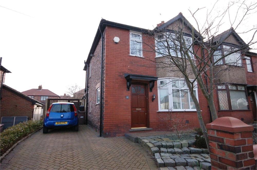 3 Bedrooms Semi Detached House for sale in Freckleton Road, Grange Park, ST HELENS, Merseyside