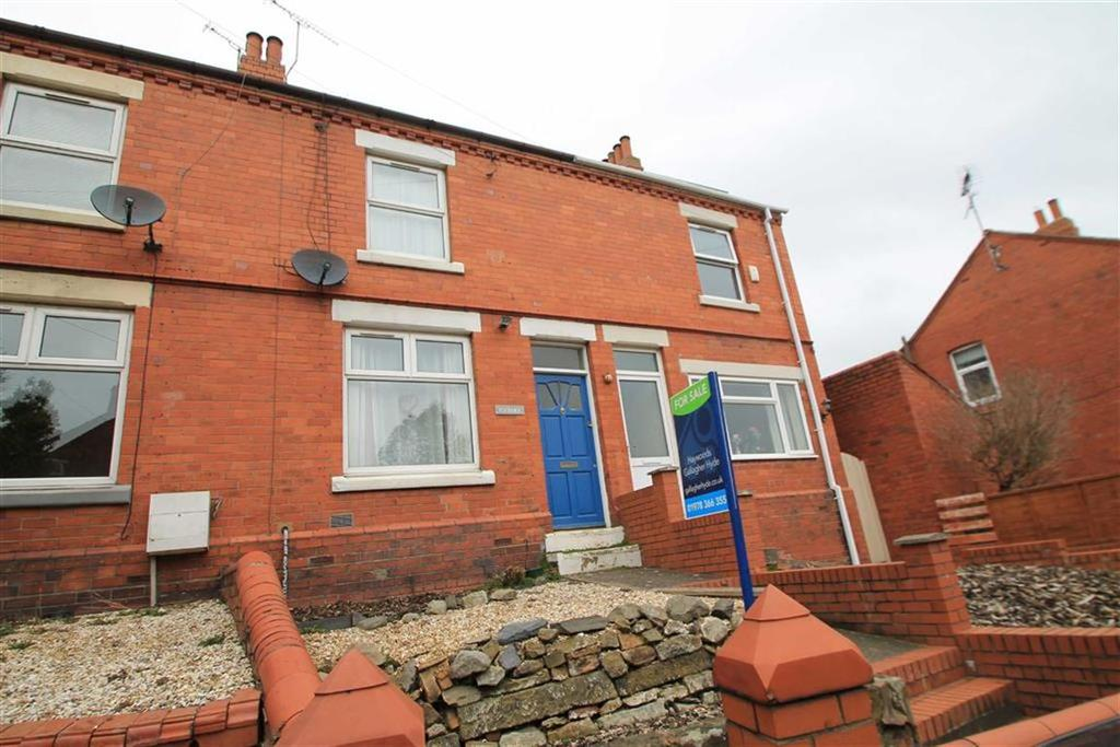 2 Bedrooms Terraced House for sale in Fennant Road, Ponciau, Wrexham