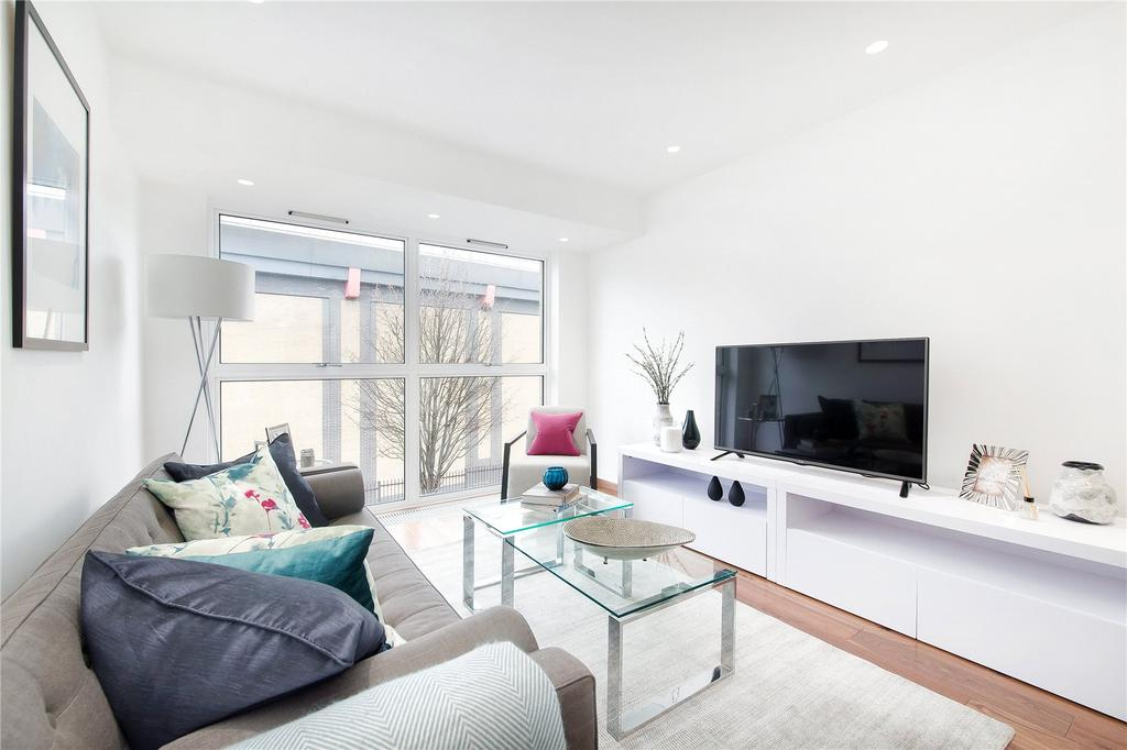 2 Bedrooms Flat for sale in Longmoore Street, Pimlico, London, SW1V