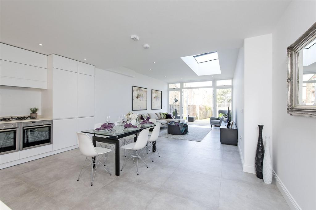 5 Bedrooms House for sale in Ritherdon Road, Tooting, London, SW17