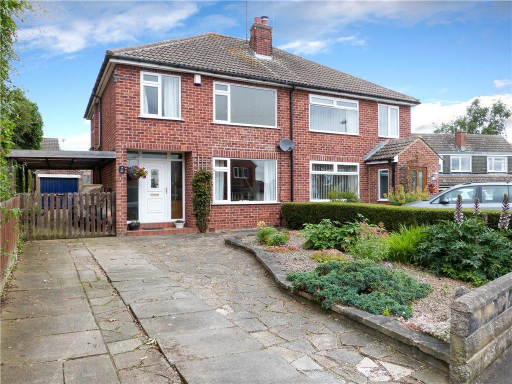 3 Bedrooms Semi Detached House for sale in Aspin Park Road, Knaresborough, North Yorkshire