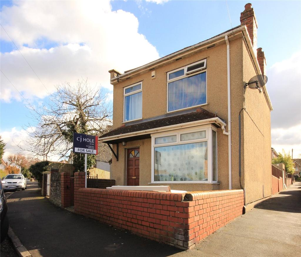 3 Bedrooms Detached House for sale in Thingwall Park, Fishponds, Bristol, BS16
